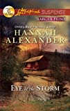 Eye of the Storm, Hannah Alexander, 0373675011