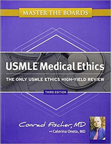Master the boards usmle medical ethics the only usmle ethics high master the boards usmle medical ethics the only usmle ethics high yield review third edition fandeluxe Images