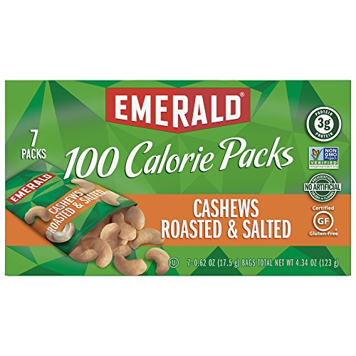 Emerald Calorie Cashew Halves Pieces