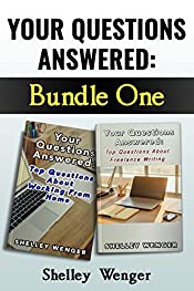 Your Questions Answered: Bundle One