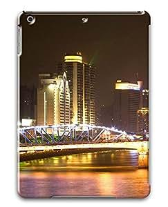 iPad Air Case,iPad Air Cases - Pearl River night Custom Design iPad Air Case Cover - Polycarbonate