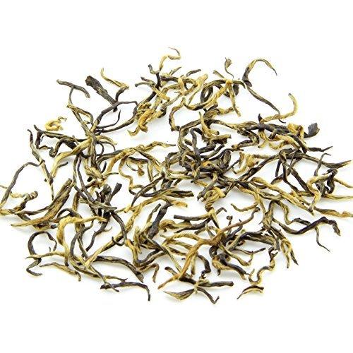Lida-Better Quality Wuyi Jin Jun Mei Golden Eyebrow Loose Leaf Black Tea-1kg/35.3oz