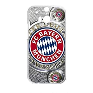 Fc Bayern Munchen Fashion Comstom Plastic case cover For HTC One M8