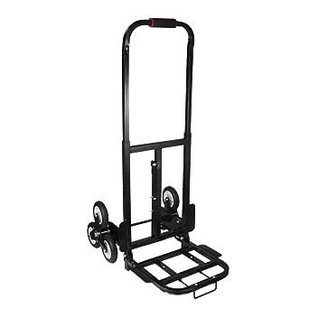Capacidad 200kg Escaladora Carro de Mano de Escalada para Transportar Cargas Pesadas Arriba y Abajo de