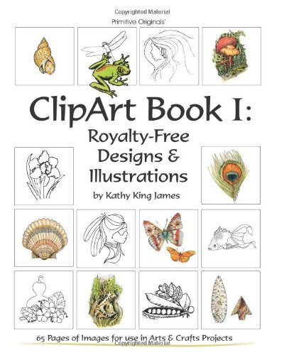 Clipart Book I: Royalty-Free Designs & (King Clipart)