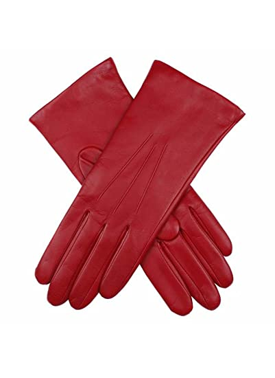 1dc87ef7e Dents - Woman's Classic Cashmere Lined Leather Glove: Amazon.co.uk ...