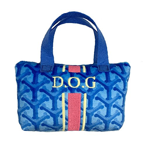 Haute Diggity Dog Fashion Hound Collection | Unique Squeaky Plush Dog Toys - Pawrses and Pawbags ()
