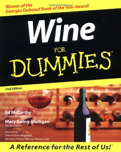 wine tasting for dummies - 9