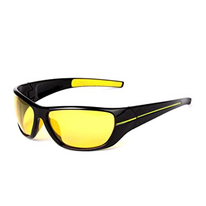 Deportes de Alto Grado Ciclismo al Aire Libre Gafas de Sol Polarización Gafas de visión Nocturna