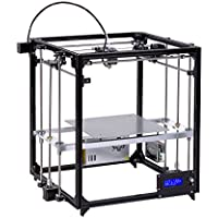 3d Printer DIY Kit Auto Leveling Cube Full Metal Square Large printing size 260X260X350 with heated Bed Precision