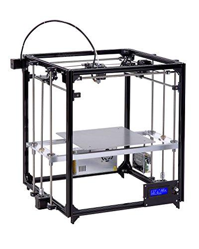 3d Printer DIY Kit Auto Leveling Cube Full Metal Square Larg