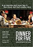Dinner For Five, Episode 29
