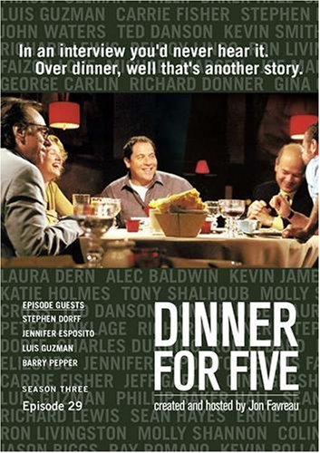 Dinner For Five, Episode 29 by (r) Fairview Entertainment, Inc