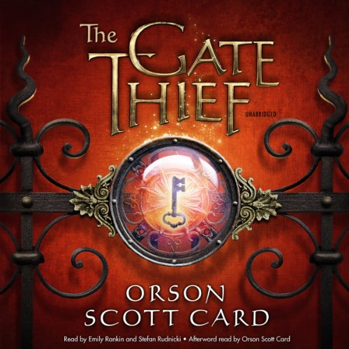 The Gate Thief: Mithermages, Book 2 Audiobook [Free Download by Trial] thumbnail