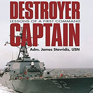 Destroyer Captain Hörbuch