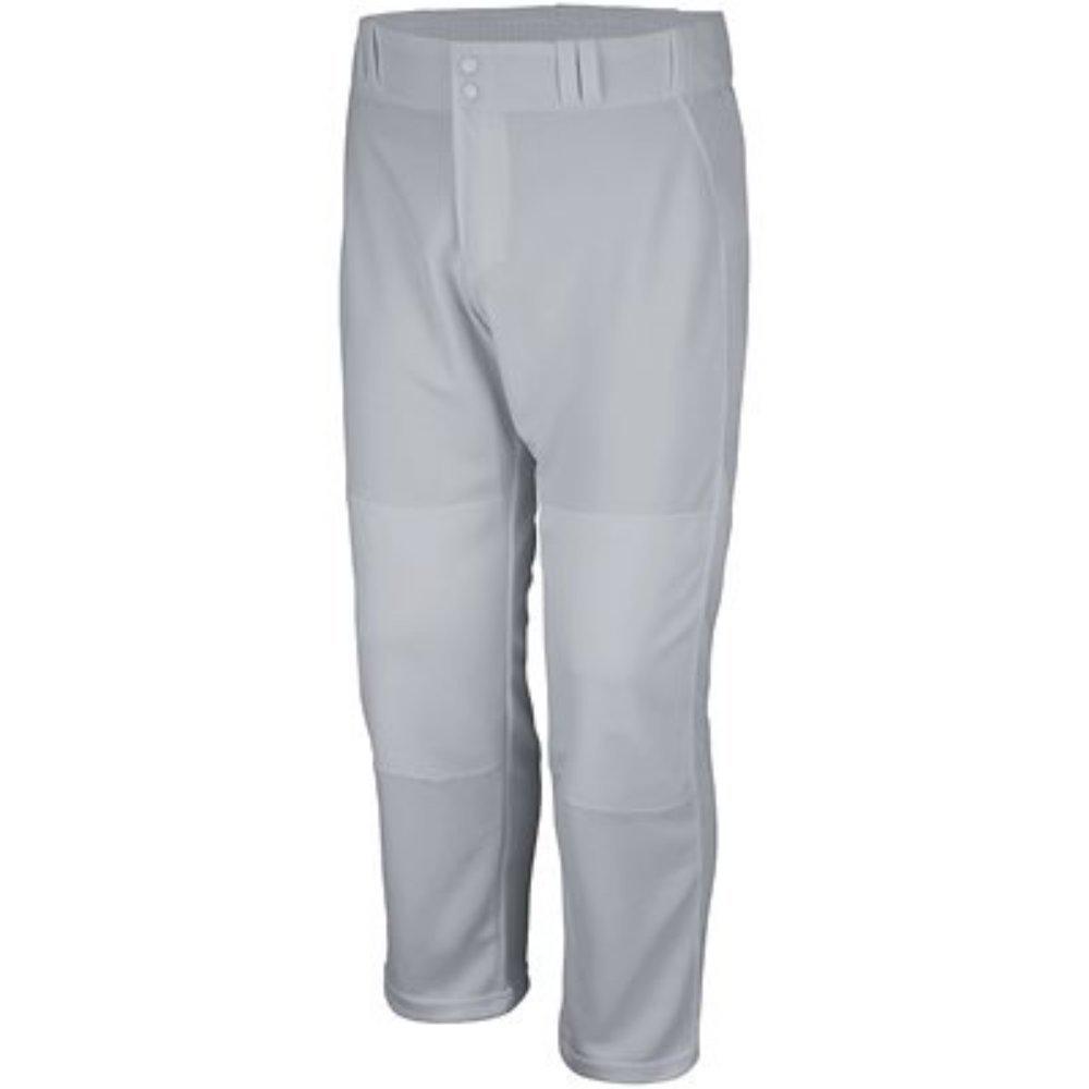 .Majestic Athletic PANTS メンズ B07572F4DQ X-Large|グレー グレー X-Large