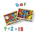 Best Melissa & Doug Box Sets - Melissa & Doug Deluxe Magnetic Letters and Numbers Review