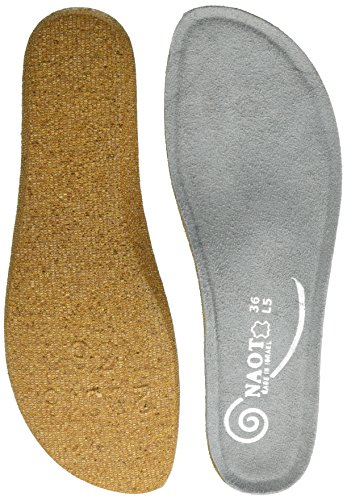 Naot Women's Koru Footbed,Gray,40 M EU / 9 B(M) ()
