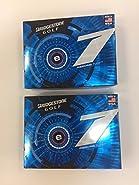E2 Bridgestone e7 Golf Balls Double Dozen Pack