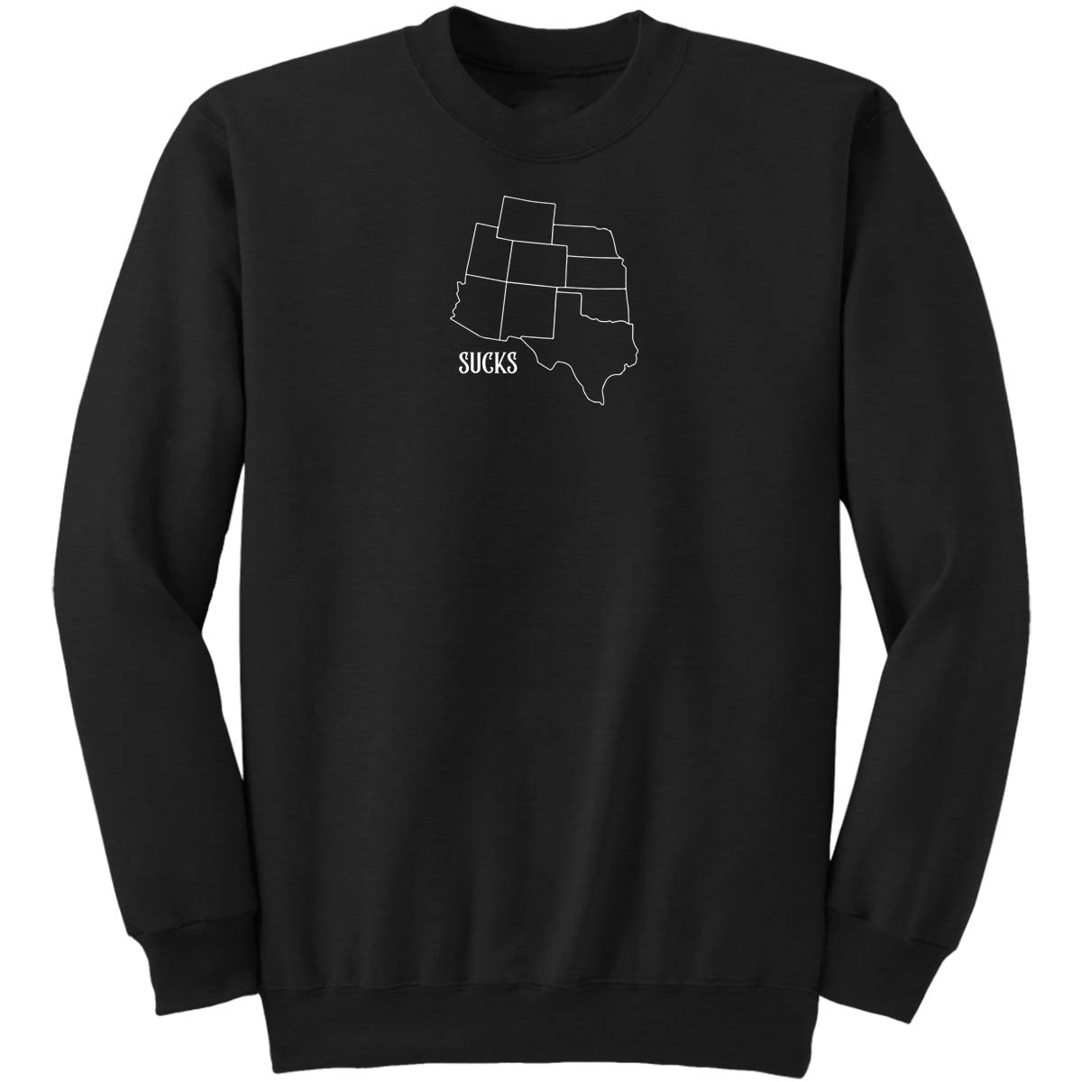 Proud Sta Long Sleeve T-Shirt Colorado Sucks Funny Retro Style Gag Gifts Idea