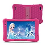Dragon Touch Y80 Kids Tablet, 8 inch Android Tablet, 16 GB, Kidoz Pre-Installed Disney Content - Pink