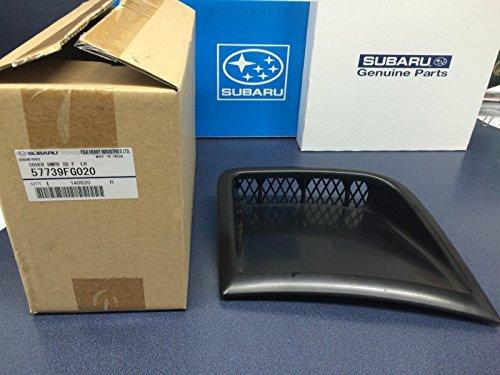 Subaru 2008-2014 Impreza WRX STi OEM Left Hand Drivers Side Bumper Bezel Cover Grille New