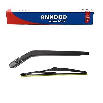 Parabrisas Trasero Brazo del limpiaparabrisas y Blade Set para i20 marca A partir de 2008: Amazon.es: Coche y moto