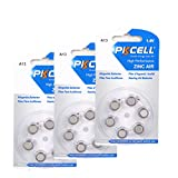 A13,ZA13,Size13 PR48 Zinc Air Hearing Aid Battery (18 Batteries)