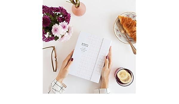 Wedding Planner, el libro para organizar una boda: Amazon.es ...