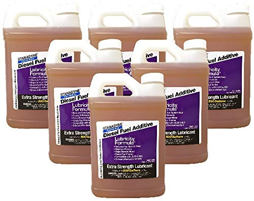 Stanadyne Diesel Lubricity Formula - 64 Oz - Case of 6 bottles  Each Bottle  treats 500 Gallons of Diesel Fuel