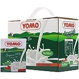 Yomo 优睦 有机全脂牛奶 礼盒装200ml*9(意大利进口)