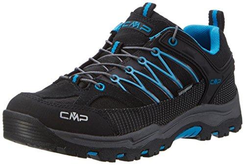 CMP Rigel, Zapatos de High Rise Senderismo Unisex Adulto Negro (Nero)