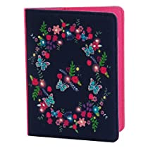 Cute Travel Passport Holder Cover case Wallet with Boarding