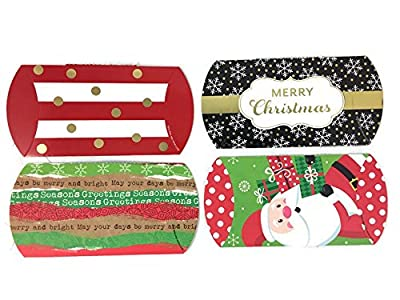 8 Assorted Christmas Holiday Gift Card Holders 4 Styles