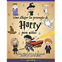 Cómo dibujar los personajes de Harry para niños: