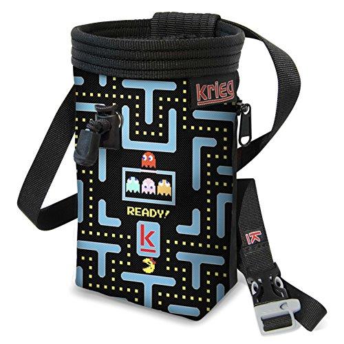 Pac Man Chalk Bag