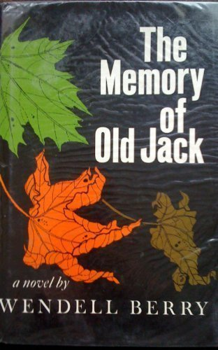 book cover of The Memory of Old Jack