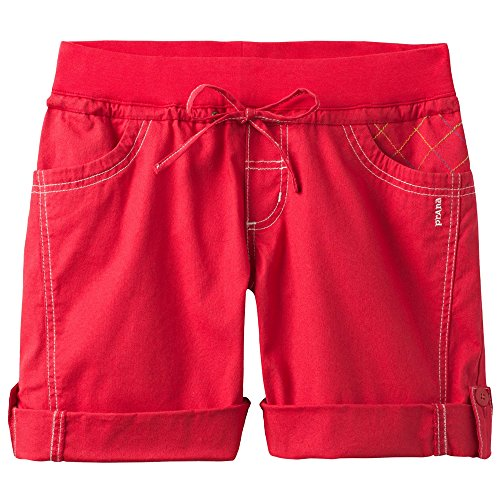Prana Avril Short - Women's Red Ribbon Medium
