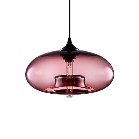 Cozyle Morden - Lámpara de techo colgante (cristal)