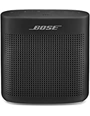 Bose SoundLink Colour Bluetooth Speaker II, Soft Black