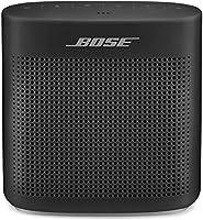 Bose SoundLink Color II Bocina Bluetooth, color negro