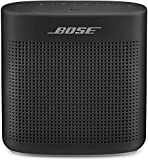 Bose Sound Link Color Bluetooth Speaker II, Soft Black - 752195-0100