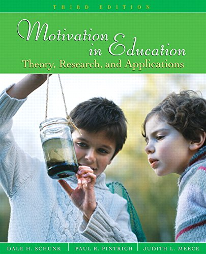 Motivation in Education: Theory, Research, and Applications (3rd Edition)