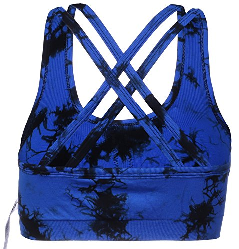 Running Crisscross Racerback Removable 2007Blue product image