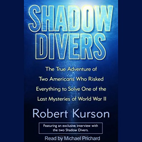 Thing need consider when find shadow divers audible?