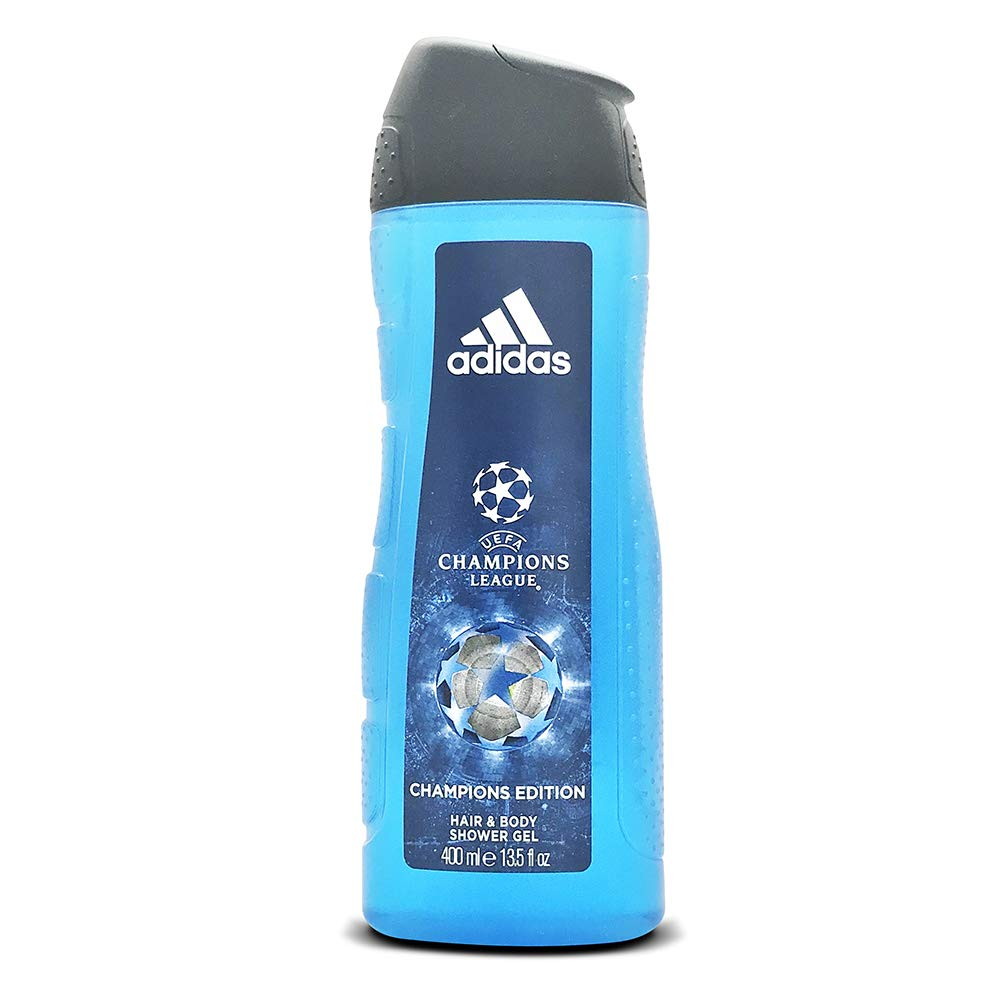 Surrey Adulto asistente  Amazon.com : Adidas Champions League Shower Gel, 13.3 Ounce : Beauty