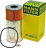 Mann-Filter PF 1055/1 X By-pass Oil Filter Insert