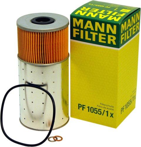 - Mann-Filter PF 1055/1 X By-pass Oil Filter Insert