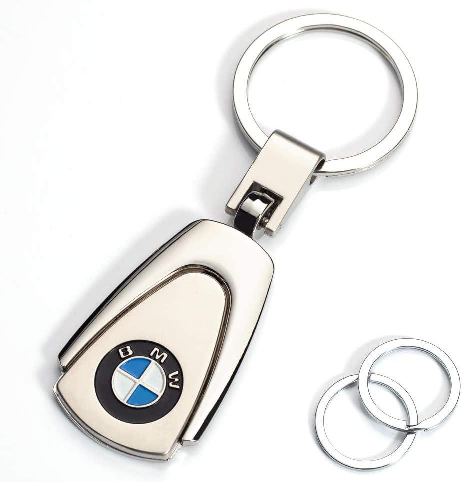/… JIYUE Compatible for BMW Keychains Car Logo Key Chain Key Ring Accessories,Suit for BMW 1 3 5 6 Series X5 X6 Z4 X1 X3 X7 7 Series Gift Present for Men and Woman 1pcs