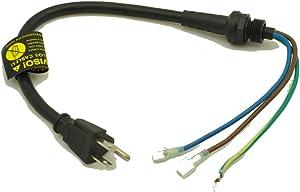 ProTeam ProVac Power Cord